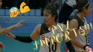 Premier Volleyball League Season 2 IMPORTS!!!!!