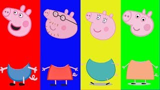 Wrong Heads Peppa Pig learning Matching game for kids Celeste corner thumbnail