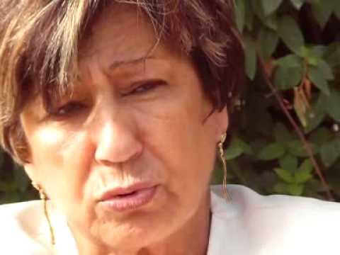 Interview de Fadila Kateb - part 1  (Colloque international Kateb Yacine 2009 - Guelma)