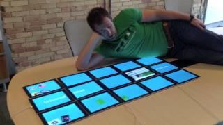 Ipad Table // Webby Nomination