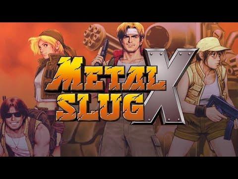 Neo Geo Longplay [022] - Metal Slug X (Ultra HD)
