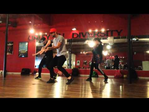 Nick Demoura Choreography | Chris Brown - Autumn Leaves