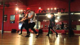 Nick Demoura Choreography | Chris Brown - Autumn Leaves