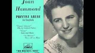 Joan Hammond - Oh, My Beloved Father