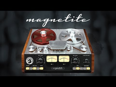 Black Rooster Audio // Magnetite Introduction
