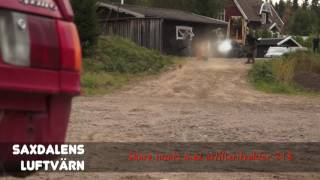 Saxdalens luftvärn -artilleritraktor 218