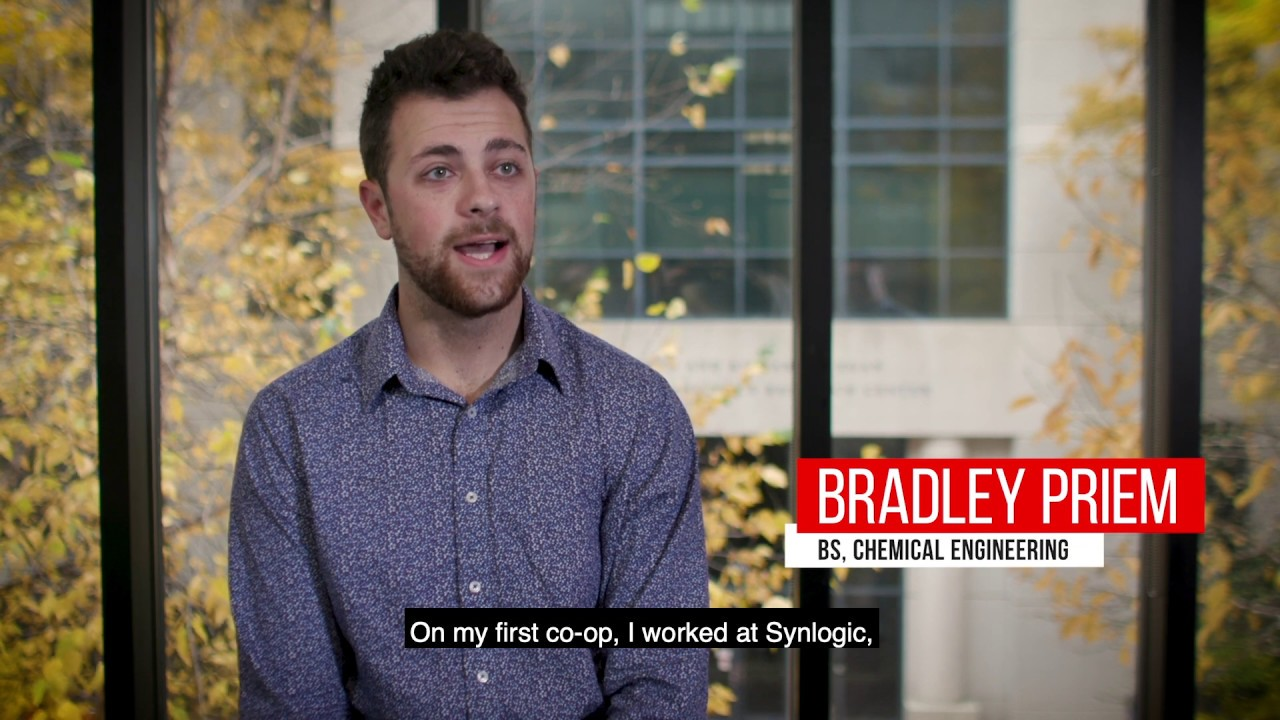Undergraduate Student Co-op Spotlight: Chemical Engineering
