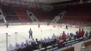 Да Коста/ЦСКА-Северсталь 19.12.2015