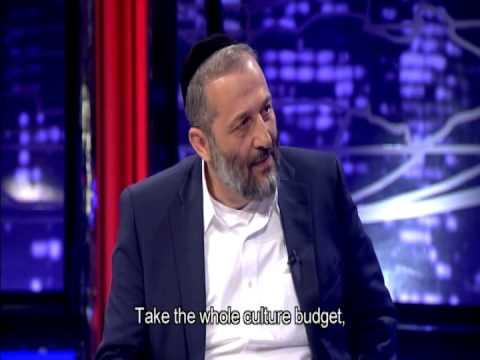 Lior Schleien - Arie Deri, leader of Shas, interview