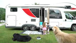 Campingplatz I Camping Municipal Clerval I Frankreich