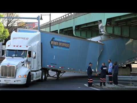 East Boston truck accident