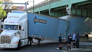 East Boston truck accident