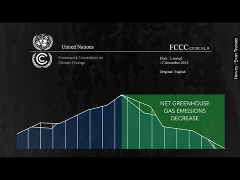 The Promising Language Of The Paris Climate Agreement - Newsy