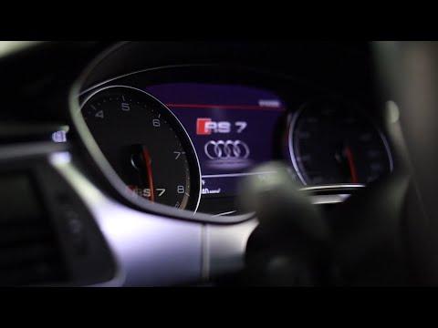 Audi RS7: Gloss Black Trim