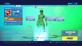 Fortnite *NEW* (Plastic Patroller and Toy Trooper) Skin gameplay