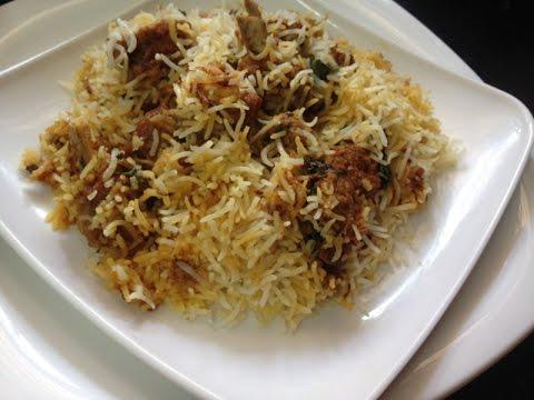 Mutton Biryani Recipe(Pakki Yakhni) - How To Make Mutton Biryani Recipe