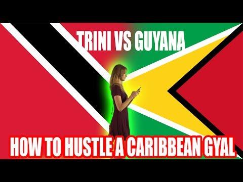 How Trini & Guyanese Hustle Gyal. CoolBoyzTV ::Caribbean Jokes::