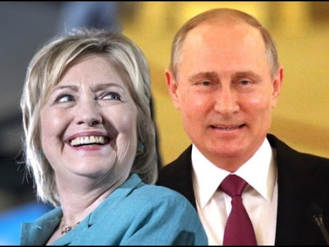 WATCH: Hillary Clinton's Saber Rattling With Russia