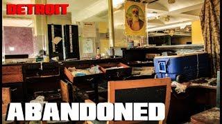 ABANDONED Squatters Motel (LOTS Left Behind) - Detroit, MI
