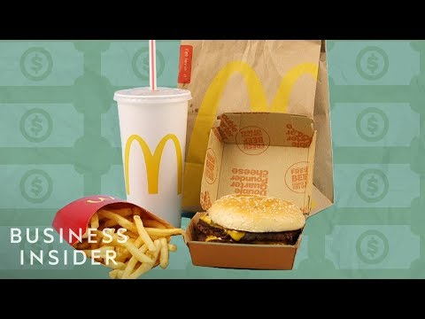 Sneaky Ways Fast Food Restaurants Get You To Spend Money