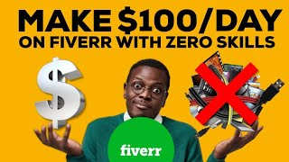 MAKE $100/DAY ON FIνERR WITH ZERO SKILL   REMOVE BACKGROUND FROM IMAGES WITHOUT PHOTOSHOP WATERMARK