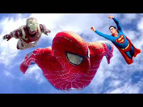 SUPERHEROES by The Script -A Tribute To Superhero Films