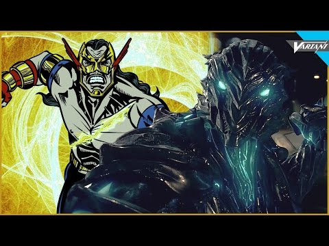 Who Is Savitar God Of Speed? (Flash Villain)
