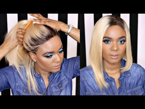 CHIT CHAT HAIR EDITION - DEPRESSION, HOLIDAY BLUES + VERSATILE 360 BLONDE WIG FT  WOWAFRICAN | OMABE