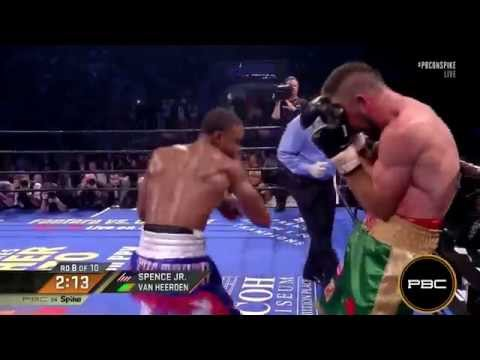 Spence Jr. vs Van Heerden: HIGHLIGHTS — September 11th 2015 — PBC on Spike