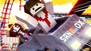 초스피드 리얼롤코!! [초현실 롤러코스터 모드: 마인크래프트 모드 탐험기] Minecraft - EX Roller Coaster Mod - [도티]