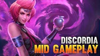 SMITE: O MID nunca mais será o mesmo! DIscórdia Gameplay