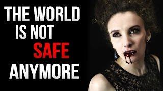 KIDS AREN'T SAFE ANYMORE!   VLOGMAS DAY 16