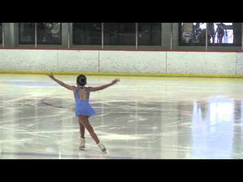 Jillian Falletta  2014 Pre-Juv regional non-qual