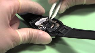 How to Change a Watch Battery - OVERVIEW