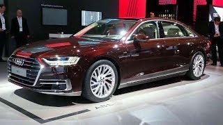 видео Новый Audi Q8 2018-2019 - фото и цена модели, комплектация, характеристики Ауди Ку 8