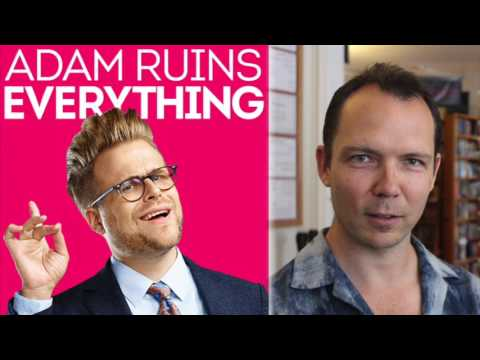 Adam Conover interviews Jonathan Blow about the Witness - Adam Ruins Everything podcast