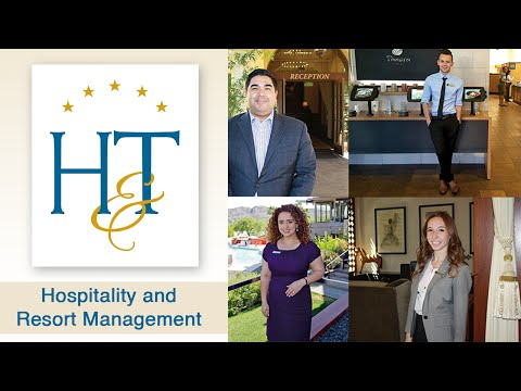 Hospitality and Resort Management at Scottsdale Community College