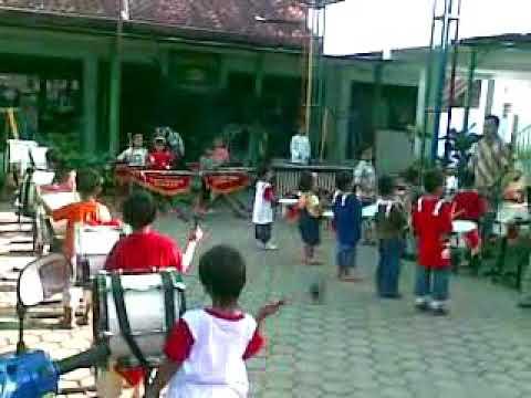 Drumband Lagu Ondel Ondel Youtube