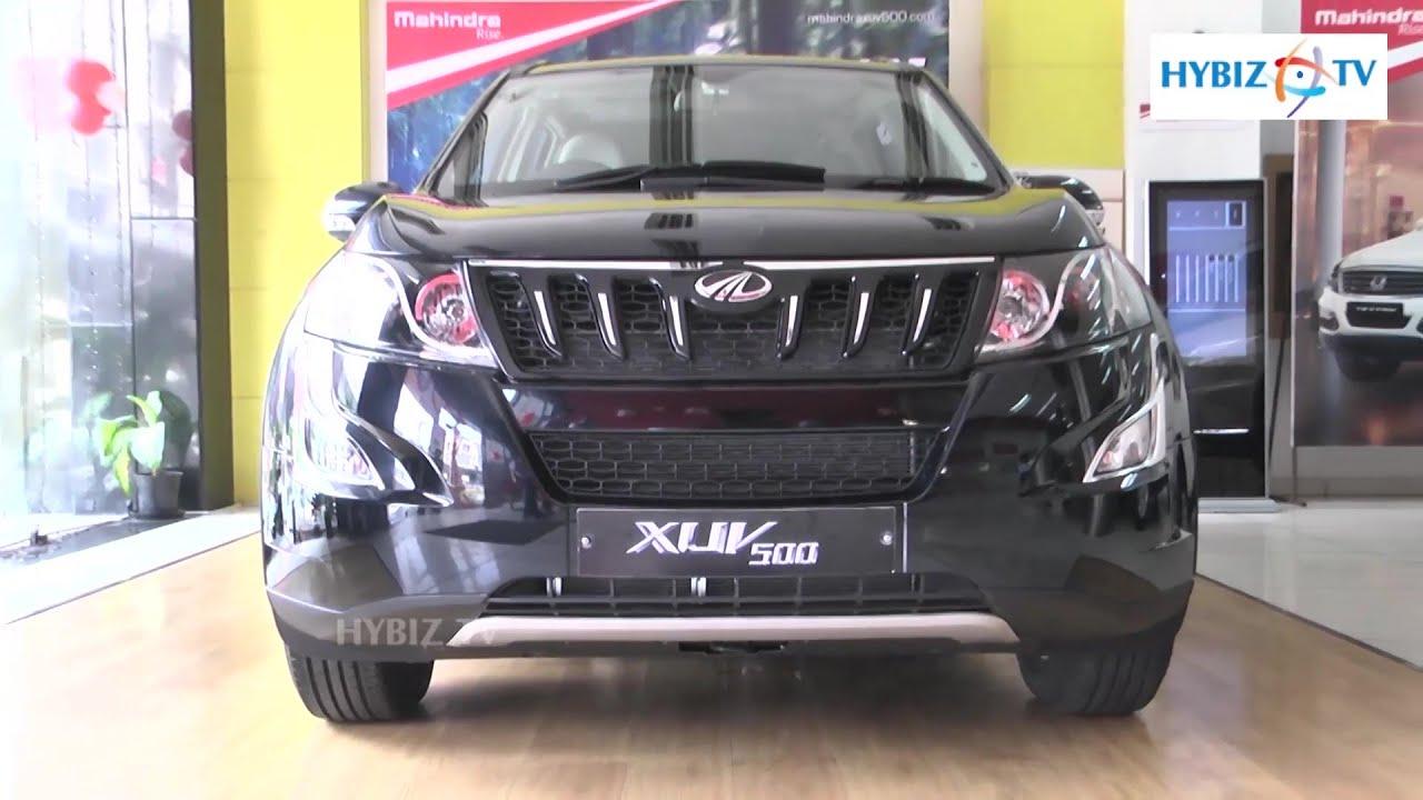Great Mahindra XUV 500 W10 Exterior U0026 Review   Hybiz.tv   YouTube