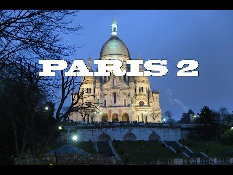 Galerías Lafayette, Montmartre, Sacré Coeur, Moulin Rouge  PARIS 3