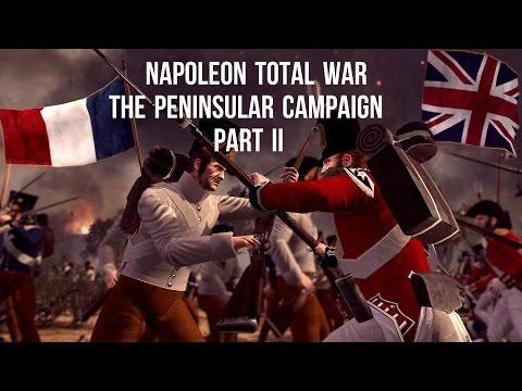 Darthmod Napoleon Total War - Peninsular Campaign Part 2 - Onwards!