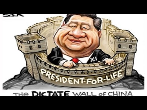 China's Communist Party Wants More Control Over The Chinese Economy?