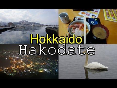 HOKKAIDO - Exploring Hakodate・函館 (Japan Travel Vlog #4)