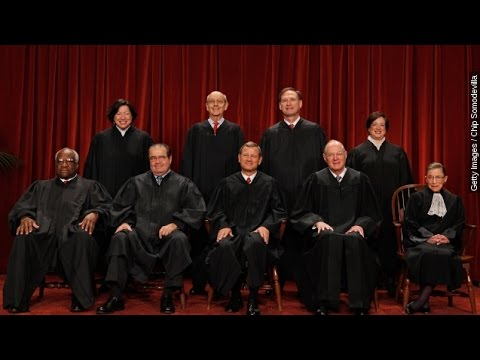 When Supreme Court Justices Step Outside The Court - Newsy