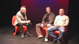 Kino Shorts 16 -- MCTUNES Q&A Part 1. with Nicky Lockett and director Howard Walmsley 1/2
