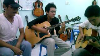 We Are The World Guitar  Phaolo Music