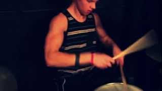 """16 Year Old Austin North""- The Script ""Hall Of Fame"" -Drum Cover"