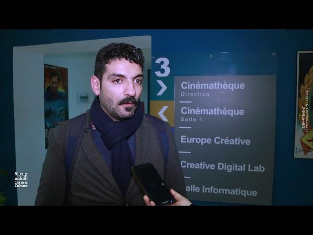 Le réalisateur algérien Karim Massaoui présente son film