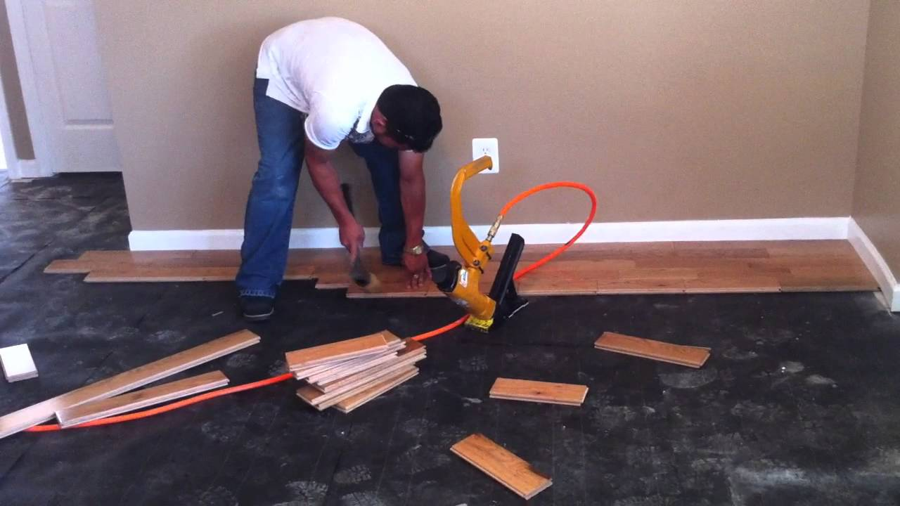 Juan Zayas How To Estimate The Cost Of Hardwood Floor Installation   YouTube