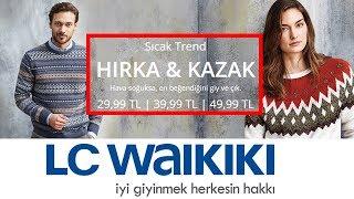 LC Waikiki Yeni Sezon Kazak ve Trikolar / LCW Kadın Erkek Kazak /#lcw #kazak #triko #indirim
